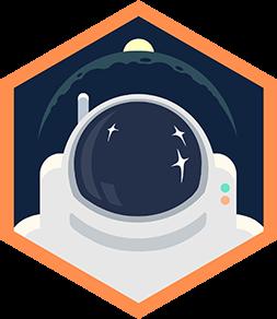 AstronautBadge